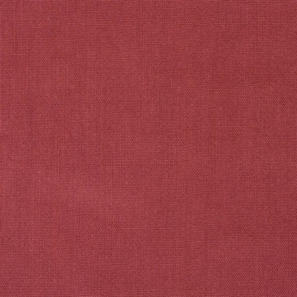 Brera Lino Rosewood Fabric by Designers Guild