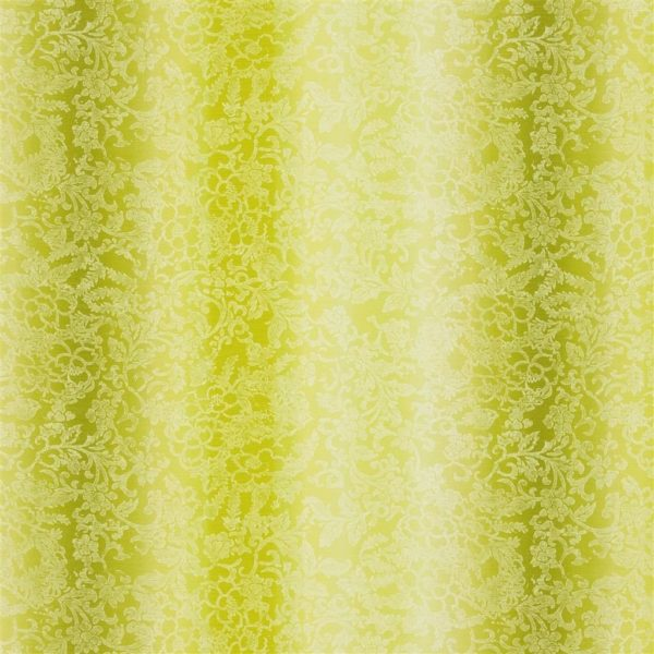 Yuzen Moss Fabric by Designers Guild
