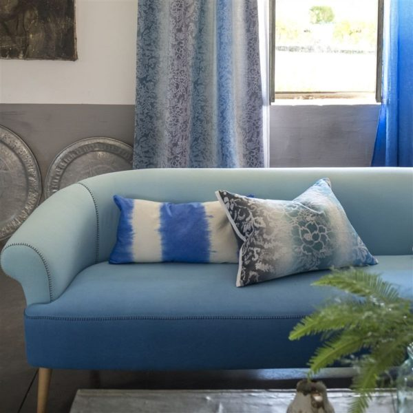 Padua Duck Egg Fabric by Designers Guild