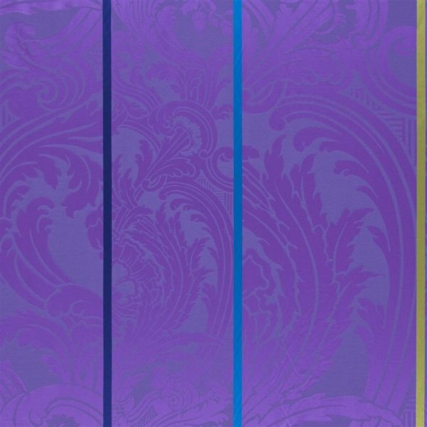 Constantinople Amethyst Fabric by Designers Guild
