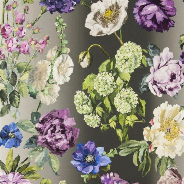 Alexandria Amethyst Fabric by Designers Guild