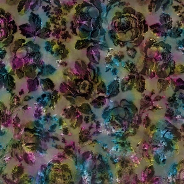Mathura Kingfisher Fabric by Designers Guild