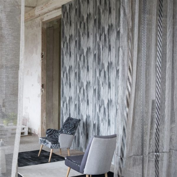 Mittsuami Copper Fabric by Designers Guild