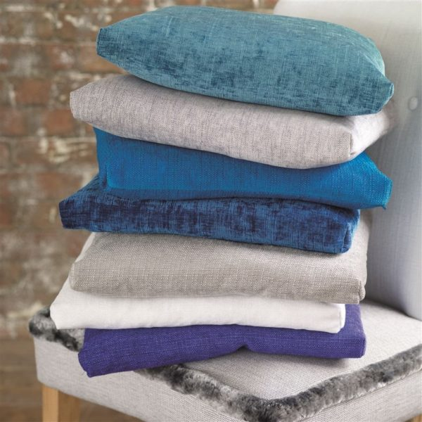Auskerry Pebble Fabric by Designers Guild