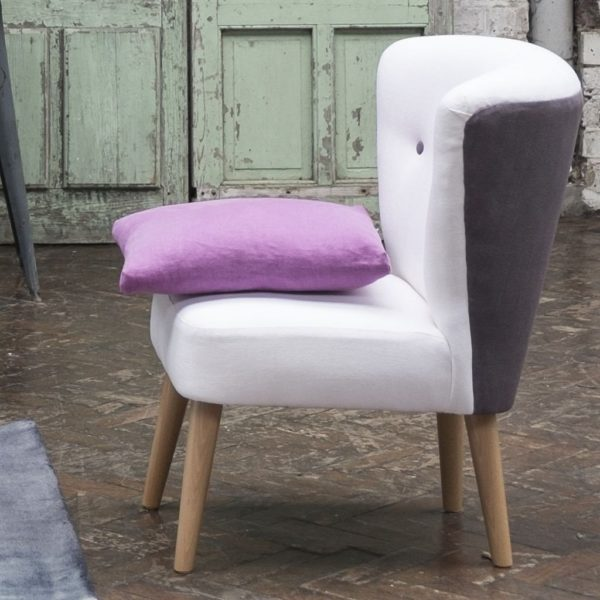 Brera Lino Currant Fabric by Designers Guild