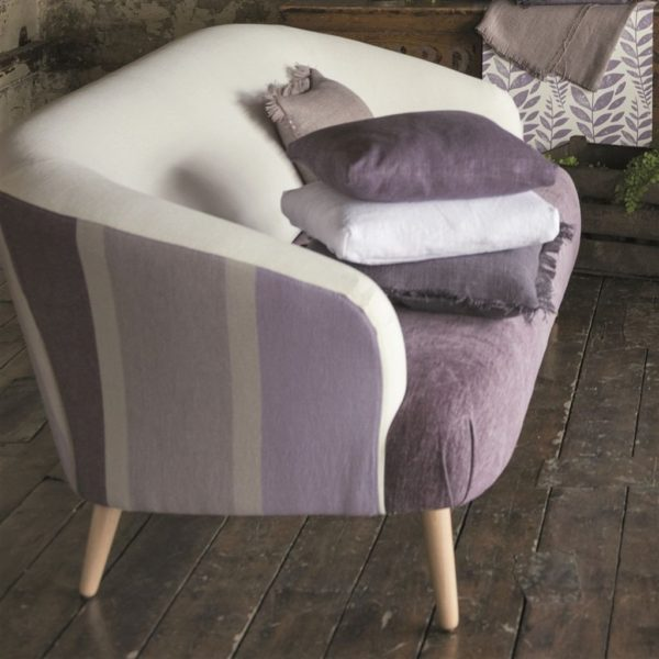 Matmi Thistle Fabric by Designers Guild