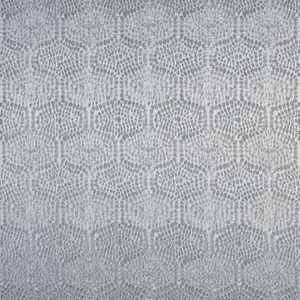 Andrea Gris Fonce Fabric by Casamance