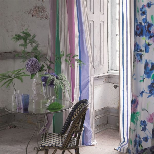 Ventagilo Wedgwood Fabric by Designers Guild