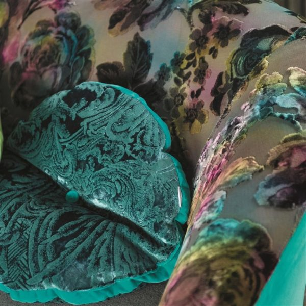 Merelli Damson Fabric by Designers Guild