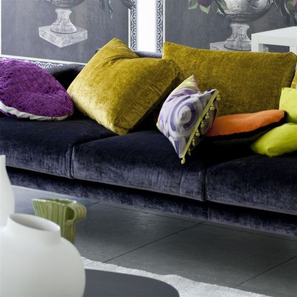 Appia Oyster Fabric by Designers Guild