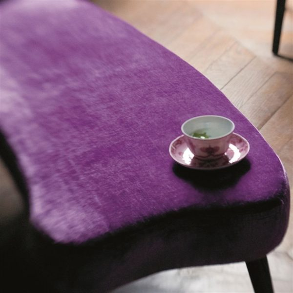 Appia Pale Rose Fabric by Designers Guild