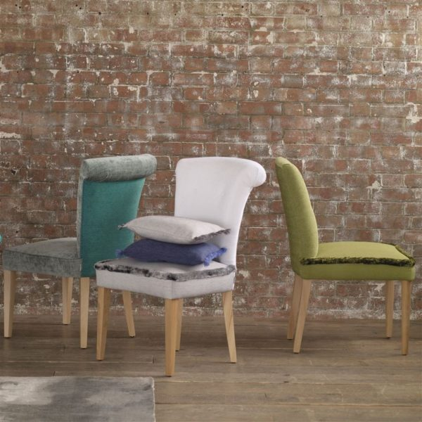 Auskerry Chalk Fabric by Designers Guild