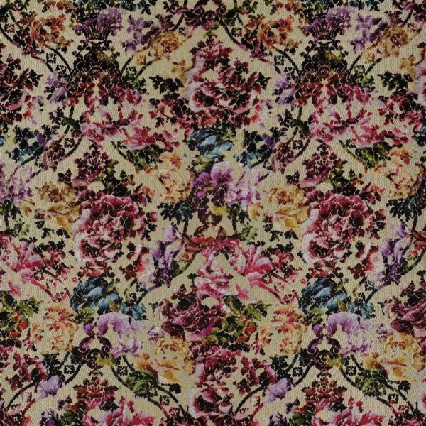 Martineau Berry Fabric by Designers Guild