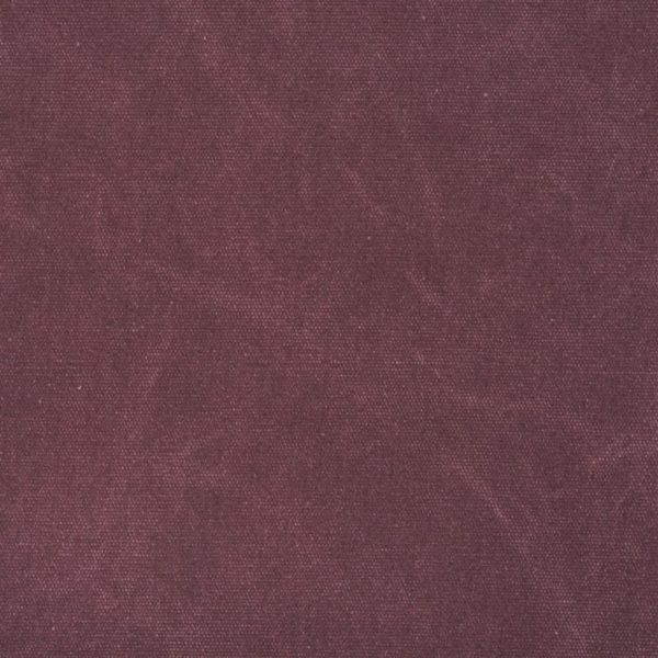 Canvas Claret Fabric by Designers Guild