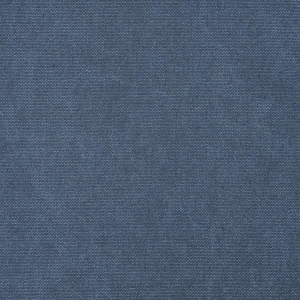 Canvas Navy Fabric by Designers Guild