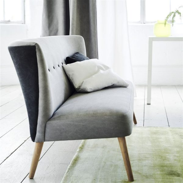 Canvas Eggshell Fabric by Designers Guild