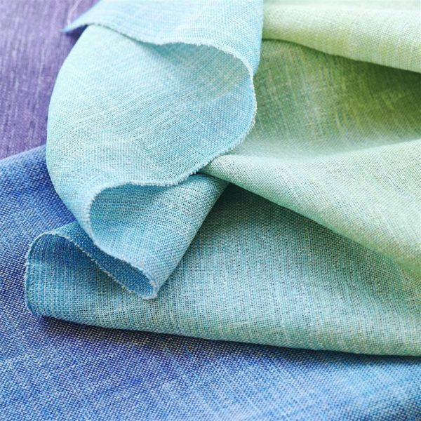 Cassano Turquoise Fabric by Designers Guild