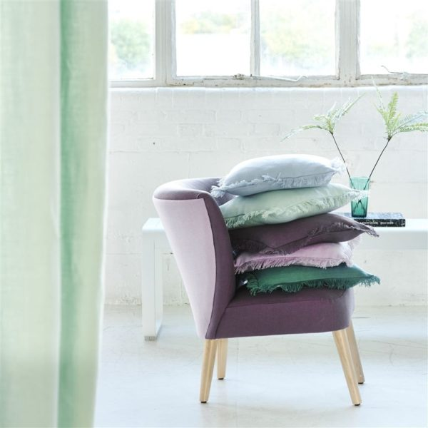 Conway Orchid Fabric by Designers Guild