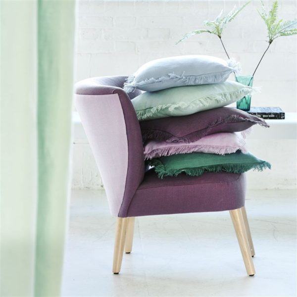 Conway Cranberry Fabric by Designers Guild