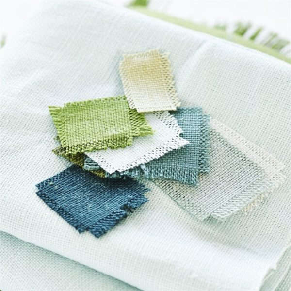 Conway Lemon Fabric by Designers Guild