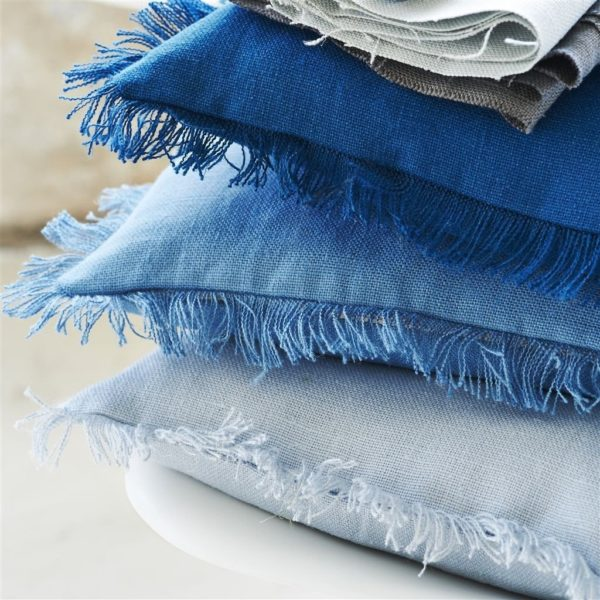 Conway Cobalt Fabric by Designers Guild
