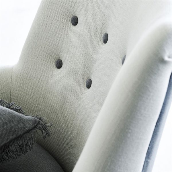 Conway Chalk Fabric by Designers Guild