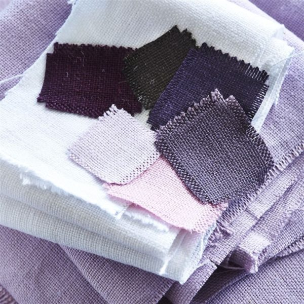 Conway Pale Rose Fabric by Designers Guild