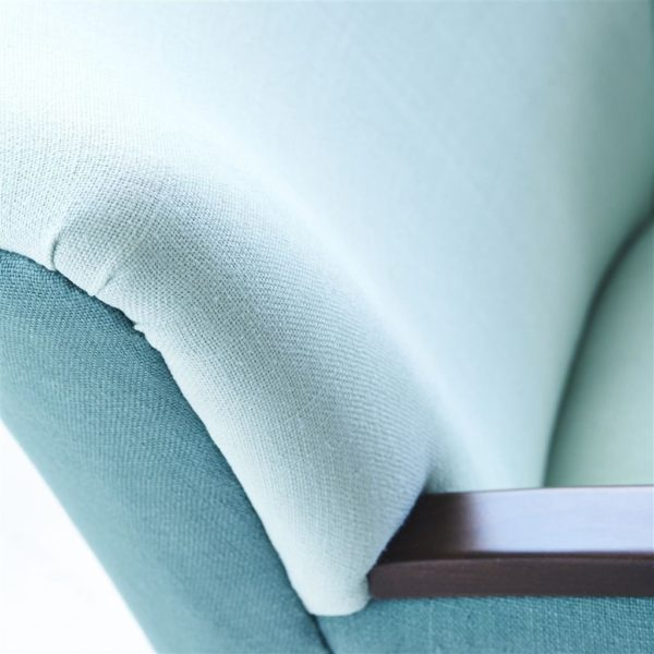 Conway Sky Blue Fabric by Designers Guild