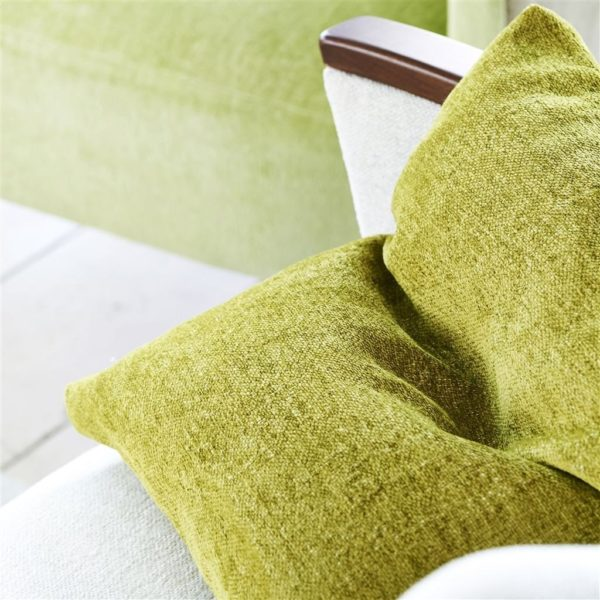Riveau Stone Fabric by Designers Guild