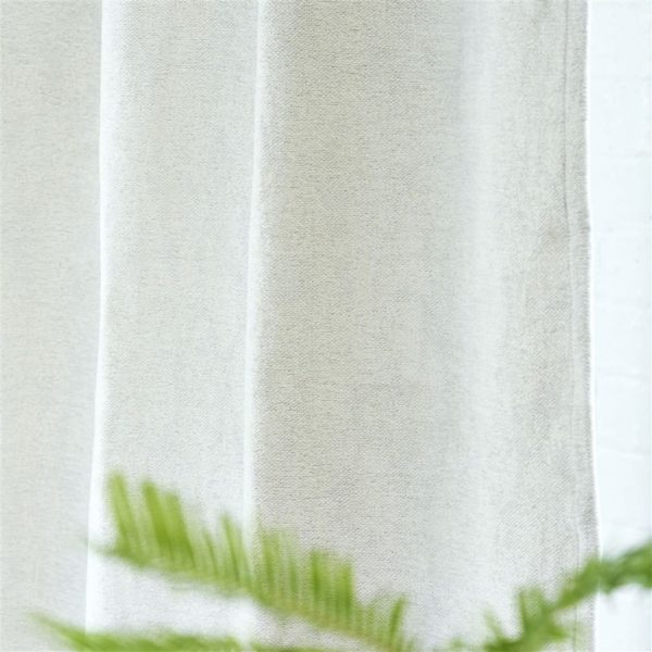Riveau Snow Fabric by Designers Guild