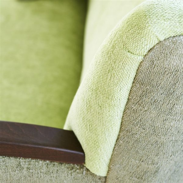 Riveau Shell Mist Fabric by Designers Guild