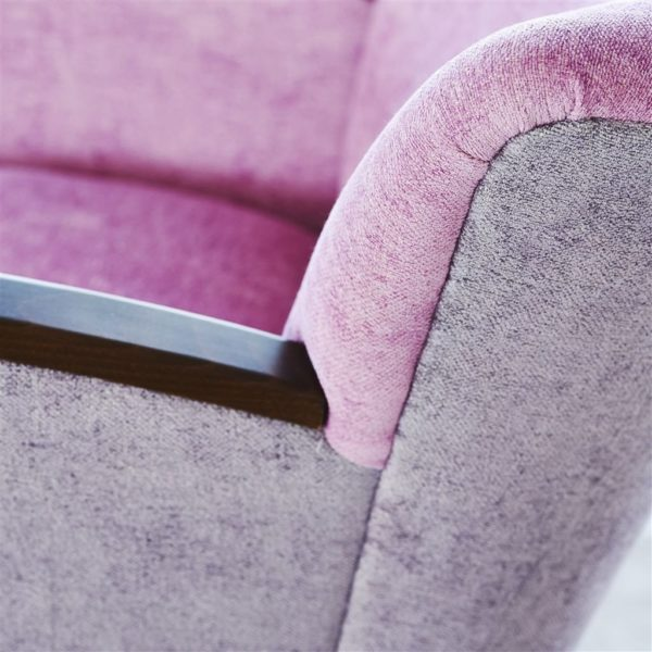 Riveau Lavender Fabric by Designers Guild