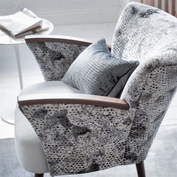 Mattiazzo Platinum Fabric by Designers Guild