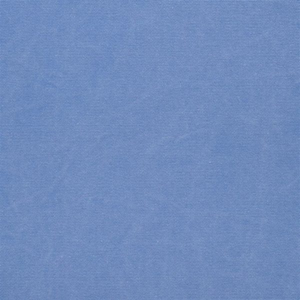 Canvas Cerulean Fabric by Designers Guild