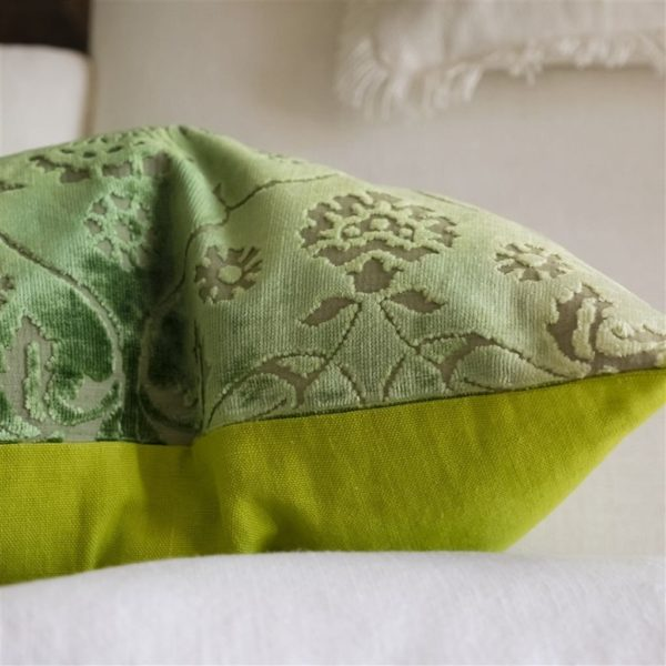 Polonaise Leaf Fabric by Designers Guild