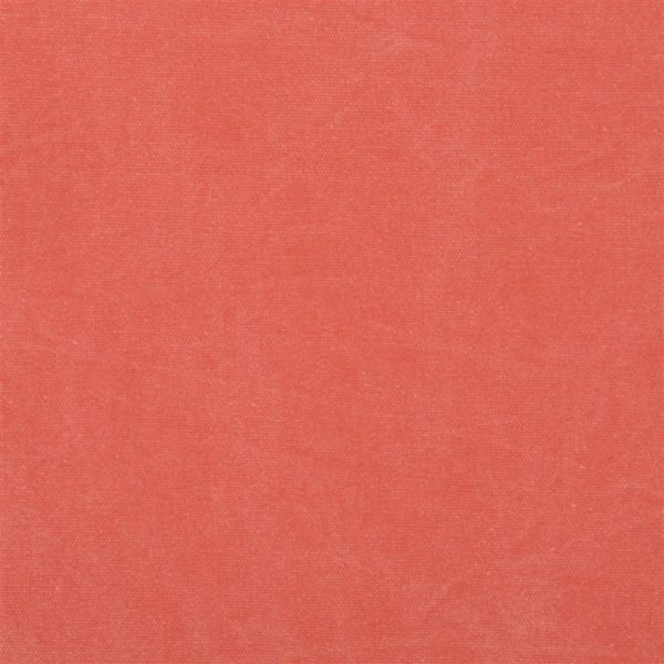 Canvas Persimmon Fabric by Designers Guild