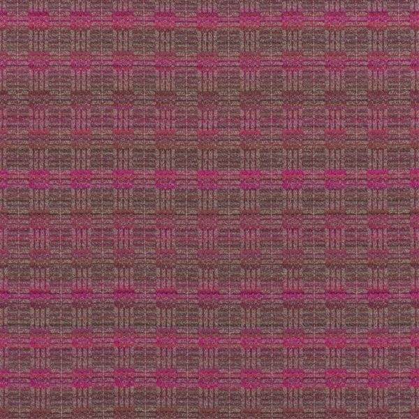 Melville Magenta Fabric by Designers Guild