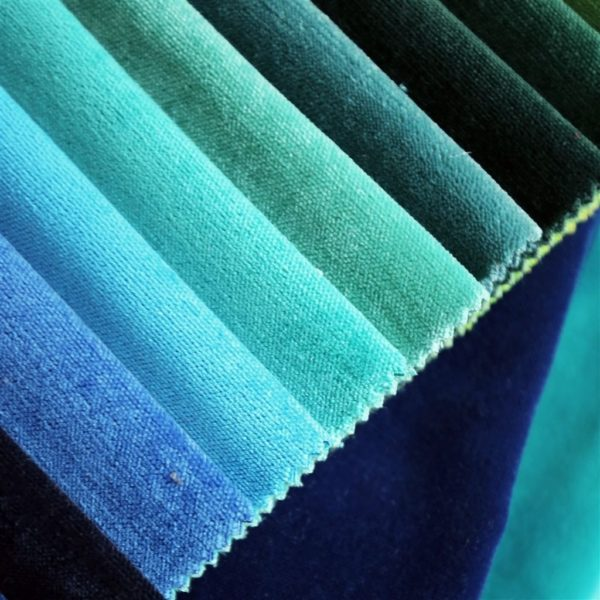 Arona Teal Fabric by Designers Guild