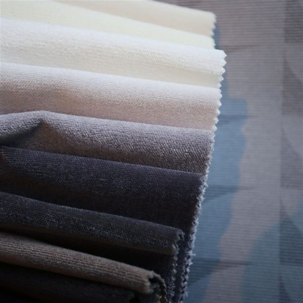Arona Parchment Fabric by Designers Guild