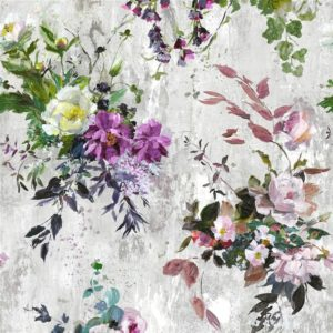 Aubriet Amethyst Fabric by Designers Guild