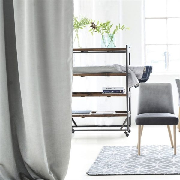 Canzo Taupe Fabric by Designers Guild