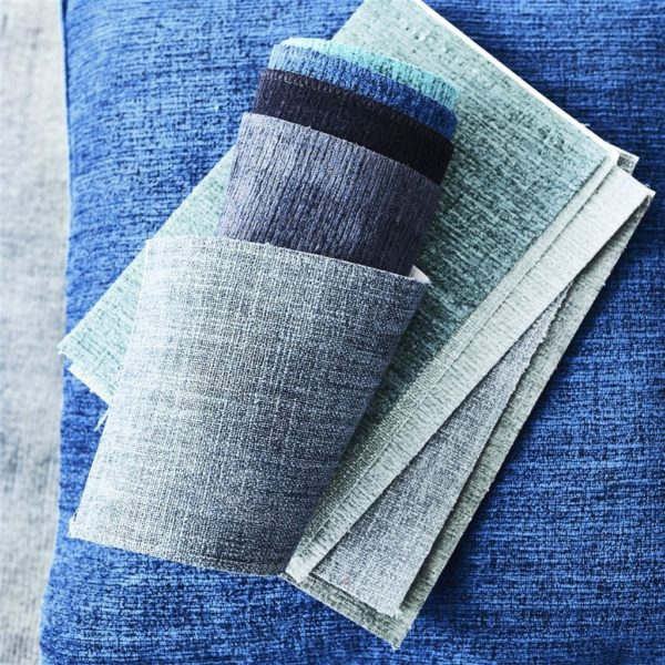 Carlyon Moonstone Fabric by Designers Guild