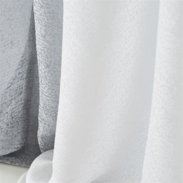 Erba Oyster Fabric by Designers Guild