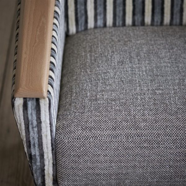 Kelso Midnight Fabric by Designers Guild