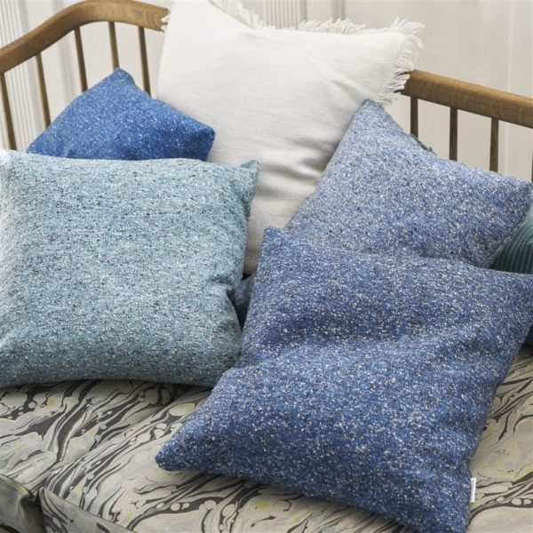 Brecon Ink Fabric by Designers Guild