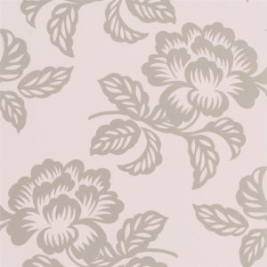 Berettino Tuberose Wallpaper by Designers Guild