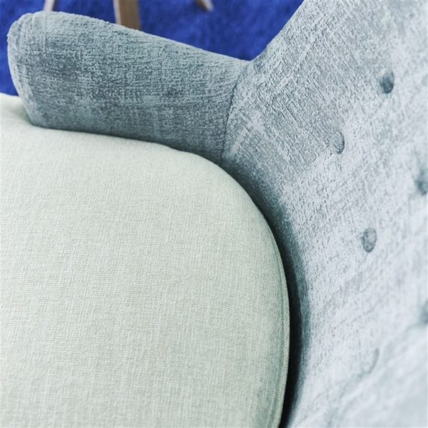 Kalutara Turquoise Fabric by Designers Guild