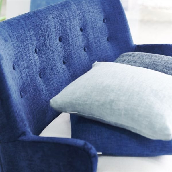 Ampara Onyx Fabric by Designers Guild