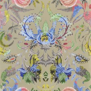 Noailles Or Wallpaper by Christian Lacroix
