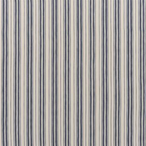 Adrien Stripe Ink Fabric by Ralph Lauren